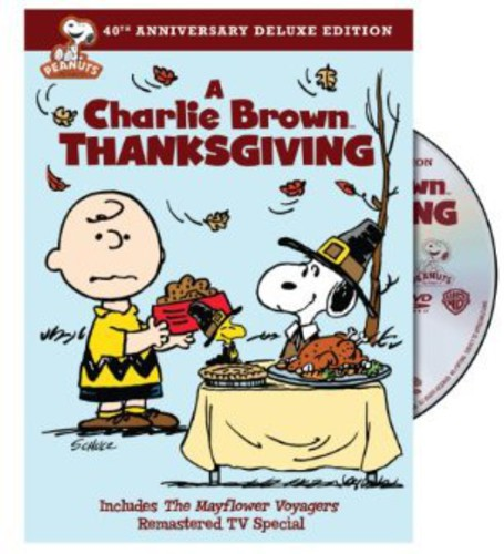 Charlie Brown Thanksgiving 40th Anniversary
