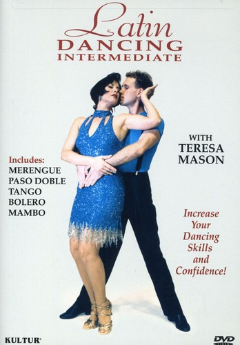 Latin Dancing Intermediate with Teresa Mason