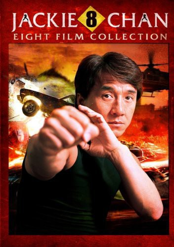 Jackie Chan 8 Film Collection