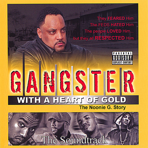 Gangster with a Heart of Gold (Original Soundtrack)