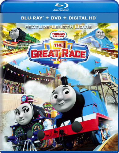 Thomas And Friends: The Great Race