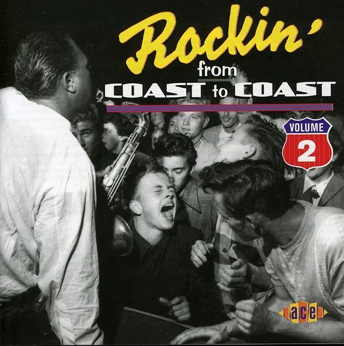 Rocking from Coast to Coast 2 /  Various [Import]