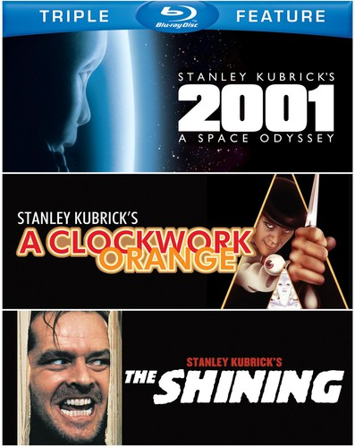 2001: A Space Odyssey /  Clockwork Orange /  Shining