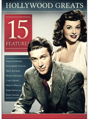 15-Feature Hollywood Greats Vol 1