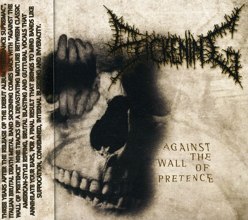 Against the Wall of Pretence [Import]