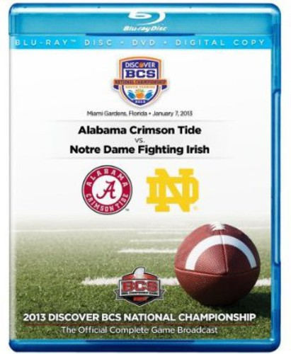2013 Discover BCS National Championship Game