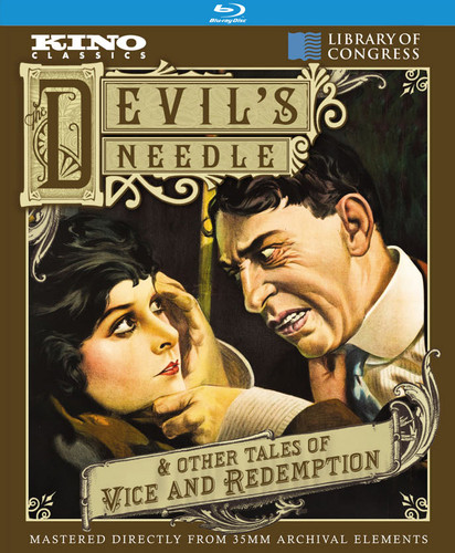 Devil's Needle & Other Tales of Vice & Redemption