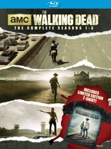 The Walking Dead: Season 1-3