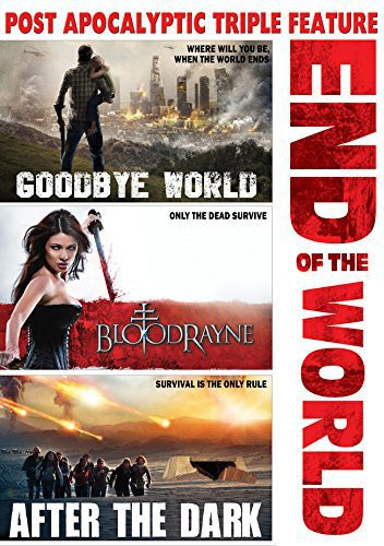 End of the World - Post Apocalypse Triple Feature