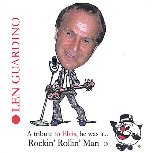 Tribute to Elvis-Rockin' Rollin' Man