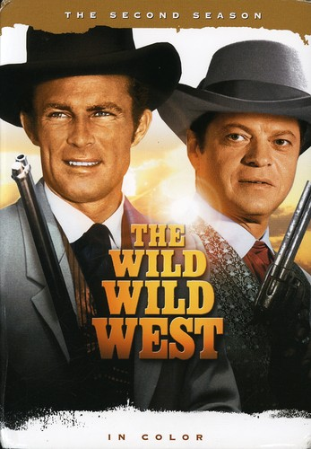 Wild Wild West: The Complete Second Season