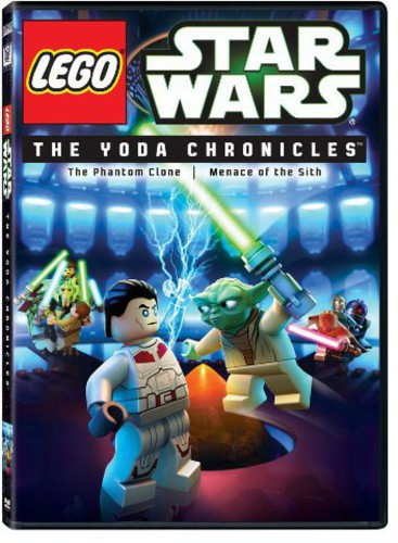 Lego Star Wars: The Yoda Chronicles