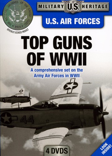 U.S. Air Force: Top Guns of WWII