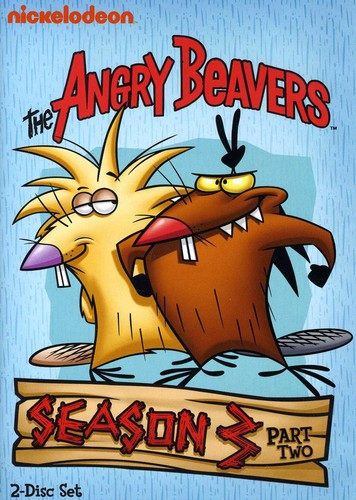Angry Beavers: Season 3 PT 2