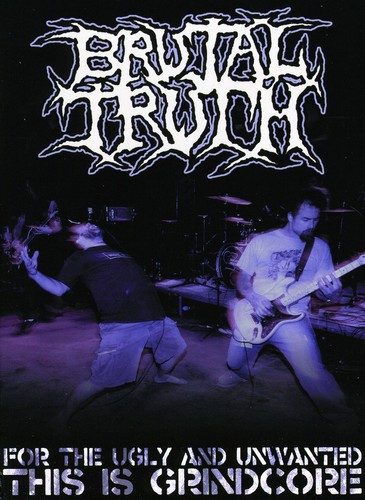 For the Ugly & Unwanted: This Is Grindcore