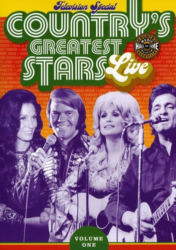 Country's Greatest Stars Live 1 /  Various
