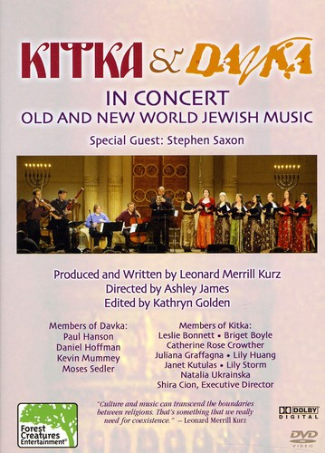 Kitka & Davka in Concert: Old & New World Jewish M