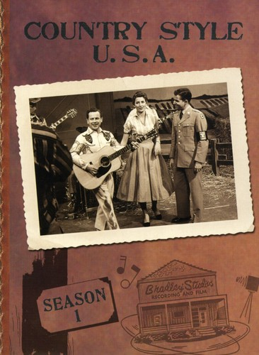 Country Style U.S.A.: Season 1 /  Various