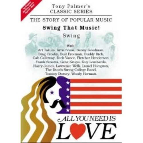 All You Need Is Love 8: Swing That Music /  Various