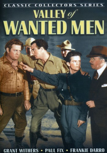 Valley of Wanted Men