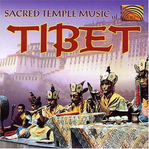 Sacred Temple Music of Tibet /  Various