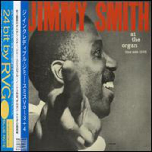 Incredible Jimmy Smith at the Organ [Import]