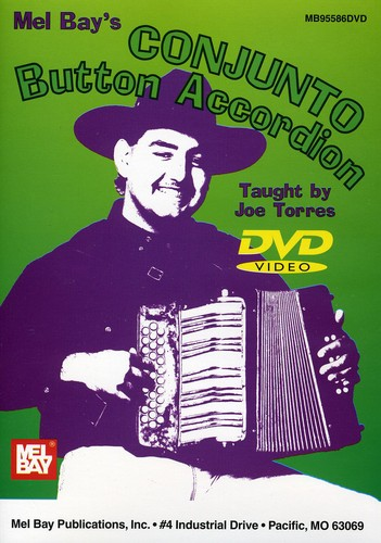 Conjunto Button Accordion