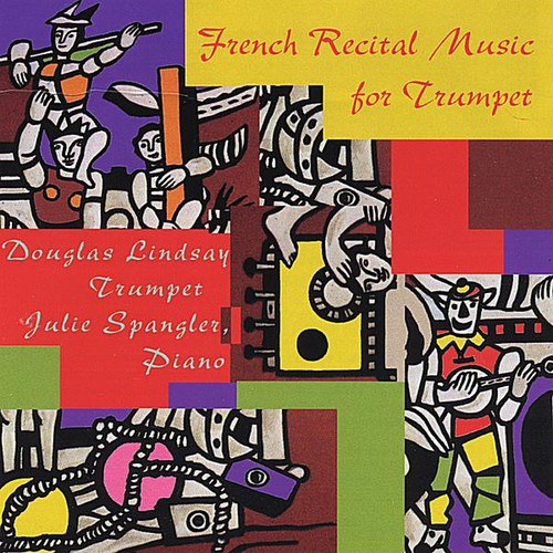 French Recital Music for Trumpet