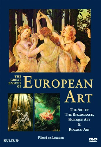 Great Epochs of European Art: Art of Renaissance