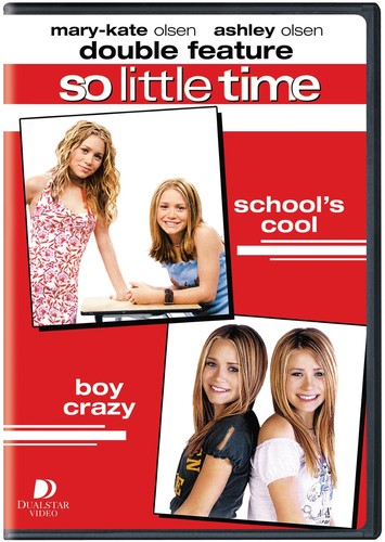 Mary Kate And Ashley So Little Time V1: School's Cool/ Boy Crazy