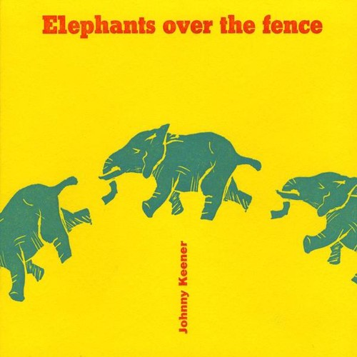 Elephants Over the Fence