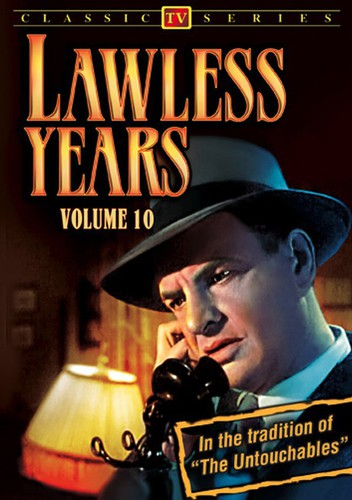 Lawless Years 10: 4 Episode Collection