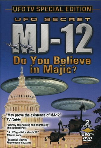 UFO Secret: MJ-12 Do You Believe in Magic