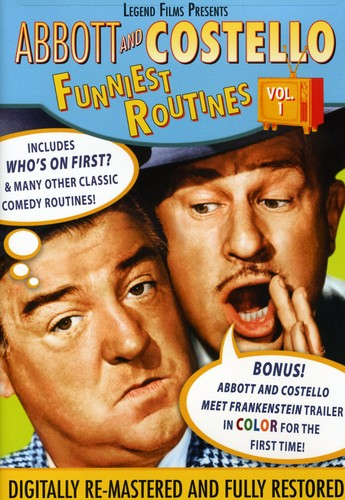 Abbott & Costello: Funniest Routines 1