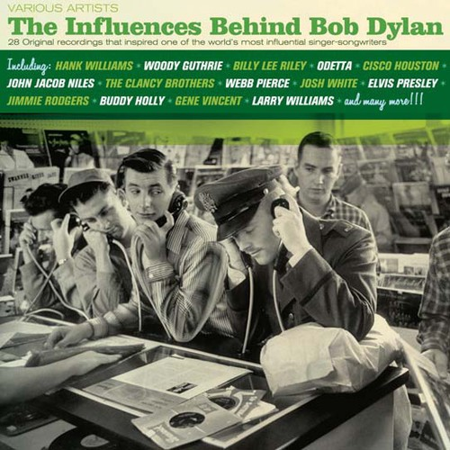 Influences Behind Bob Dylan /  Various [Import]