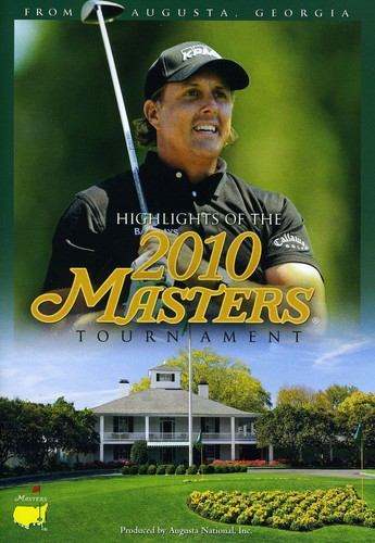 Highlights of the 2010 Masters Tournament