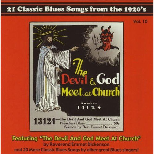 Devil & God Meet at the Church /  Various