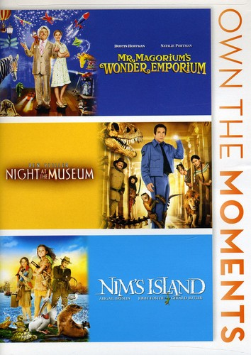 Mr Magorium's Wonder Emporium /  Night at Museum