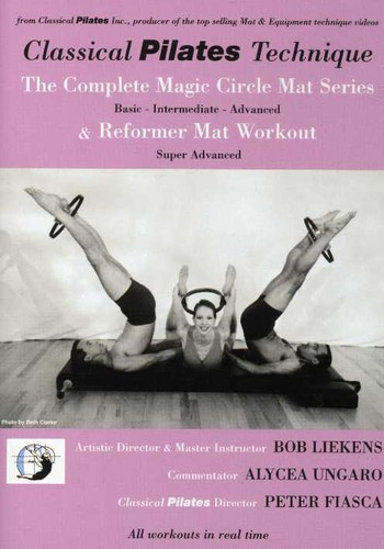 Magic Circle Mat Series & Reformer Mat Workout