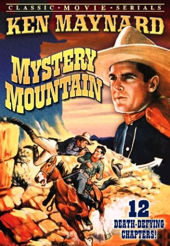 Mystery Mountain: Serial 1-12
