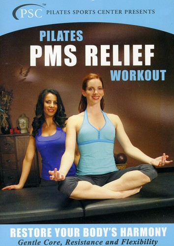 Pilates PMS Relief Workout: Gentle Core Resistance