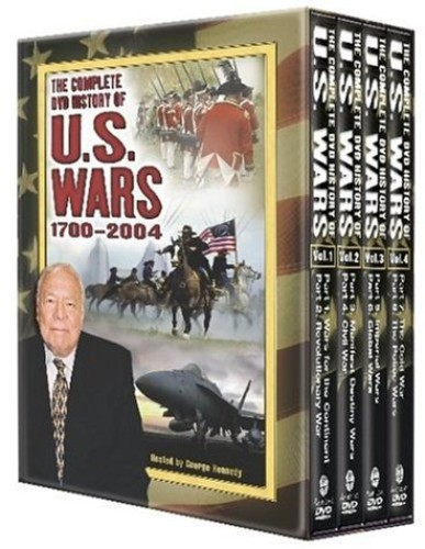 Complete DVD History of Us Wars 1700-2004