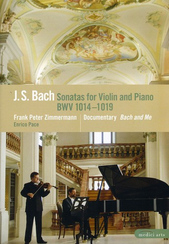 Sonatas for Violin & Piano BWV 1014-1019