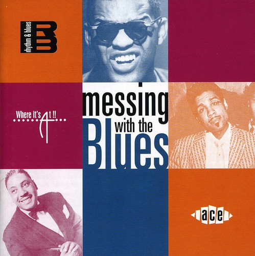 Messing with the Blues /  Various [Import]