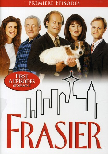 Frasier: First Season Disc 1