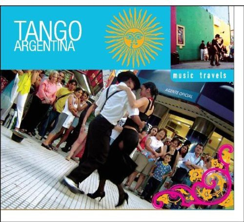 Music Travels: Tango Argentina /  Various [Import]