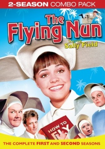 The Flying Nun: The Complete First and Second Seasons