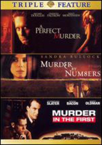Perfect Murder & Murder By Numbers & Murder in the