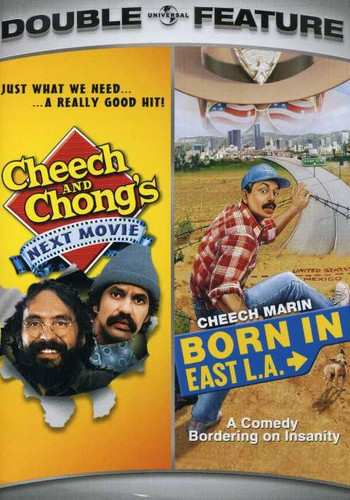 Cheech & Chong's Next Movie & Born in East la