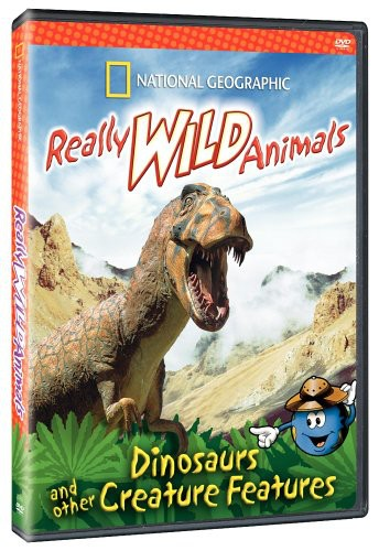 Really Wild Animals: Dinosaurs & Other Creatures